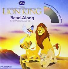 NEW The Lion King Read-Along Storybook and CD by Disney Book Group