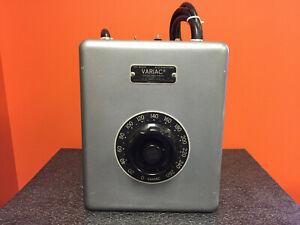 General Radio W50HM 120 V Input, 0 to 140 V Output, Autotransformer / Variac