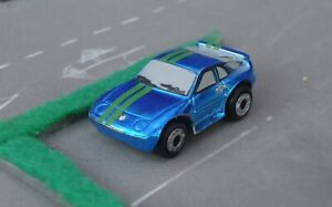 Micro Machines Porsche 944 in blue