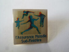PIN'S ASSURANCE MALADIE SUD FINISTERE