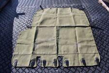 Dnepr MT K750 m72 ural mw750  Sidecar Cover Tonneau Cover canvas green new