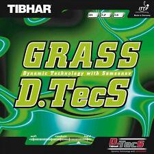 Tibhar Grass D.TecS / Tischtennisbelag / NEU /zum Sonderpreis