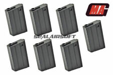 MAG 130rd VN Airsoft Toy Magazine For Marui ICS CYMA JG G&P G&G HK416 AEG 7PCS