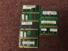 MIX Lot of PC2 DDR2-667MHz/DDR2 Laptop Memory SODIMM 200pin