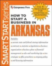 How to Start a Business in Arkansas (How to Start a Business in-ExLibrary