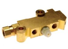 Universal GM Brass Proportioning Valve for Drum/Drum Applications Cars or Trucks
