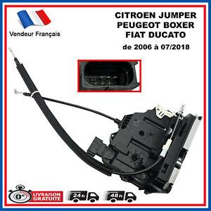 Serrure verrouillage centralisé porte arriere Jumper 3 Boxer Ducato 3 =71778541