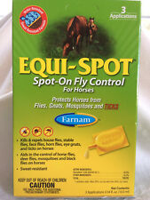 FARNAM EQUI-SPOT Spot-On Fly Control for Horses