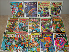 FANTASTIC FOUR Lot of 62 (Marvel 1961 Series)inclds Marvel Index/Special Edition