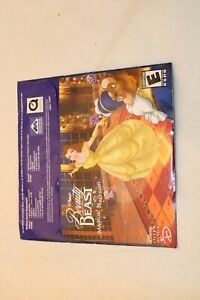 SEALED Disney CD-ROM PC Game Beauty and the Beast Magical Ballroom