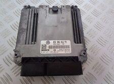 2007 VW GOLF MK5 GTI 2L DIESEL 5DR ECU ENGINE CONTROL UNIT 03G906016FM