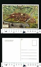 RIMINI - -CARTOGRAFIA A STAMPA DI JANSSONIUS JOAMMIS - AMSTERDAM 1657 - 56408