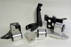 Hasport EKK2 Engine Mount Set Mounts - 96-00 Civic EK EJ EM K-Swap K-Series 70A