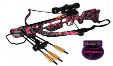 Sa Sports Fever Muddy Girl Crossbow Scope Package