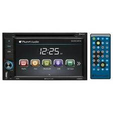 Planet Audio P9628B Double DIN DVD Player 6.2