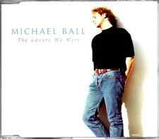 MICHAEL BALL - THE LOVERS WE WERE - CD SINGLE