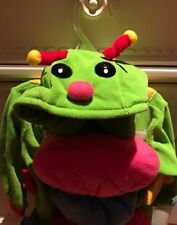 baby caterpillar costume-6 months