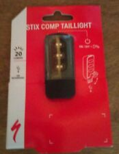 Specialized Stix COMP LED Tail light Bicycle Lights USB charging