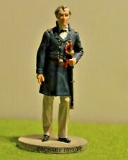 Danbury Mint Pewter By D. LaRocca Hand Painted President to scale Zachory Taylor