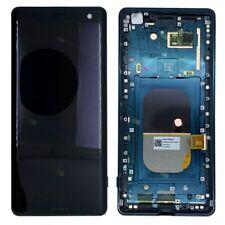 Sony Display LCD mit Rahmen für 1315-5028 Xperia XZ3 Reparatur Grün Ersatz Neu