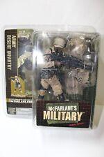 McFarlane Military Series Debut Army Desert Infantry African American Figure
