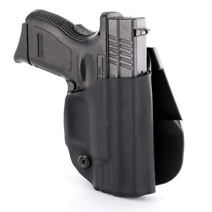 Ruger - OWB KYDEX PADDLE HOLSTER (MULTIPLE COLORS AVAILABLE)