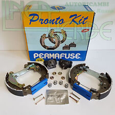 SET FAUCES PERMAFUSE 917011P SIST. FRENADO BENDIX PARA CITROEN AX DEL'86 AL98