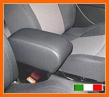 BRACCIOLO PREMIUM per Alfa Romeo Mito + portaoggetti - PERSONALIZZATO 7 VARIANTI