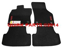 2015-2017 VW Volkswagen GTI MK7 All Season Rubber Monster Mats Set Of 4 GENUINE