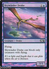 MTG - M12 - Skywinder Drake - 2X - Foil - NM