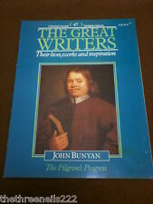 THE GREAT WRITERS #47 JOHN BUNYAN