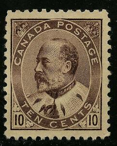 Canada   1903   Unitrade # 93    Mint No Gum - Very Fine