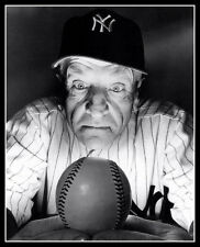 Casey Stengel Photo 8X10 - 1949 Yankees Crystal Ball  Buy Any 2 Get 1 FREE
