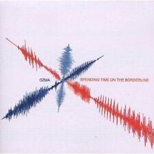 Ozma Spending Time On The Borderline CD NEW SEALED 2003 ECD Punk Kung Fu