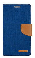 Funda TPU con Tapa Tipo Cartera Canvas Book Samsung Galaxy Grand Neo i9060