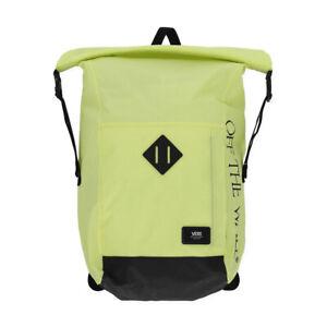 Vans Fend Roll Top Backpack - Sunny Lime
