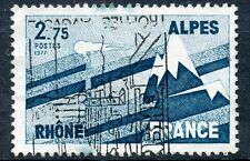 STAMP / TIMBRE FRANCE OBLITERE N° 1919  RHONE ALPES