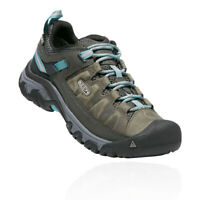 Keen Womens Targhee III Walking Shoes Blue Brown Sports Outdoors Trainers