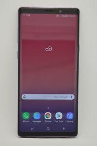 Samsung Galaxy Note 9 SM-N960U 128GB  Purple GSM UNLOCKED AT&T TMOBILE METROPCS
