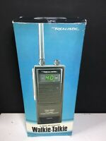 Realistic 40 Channel CB TRC-207 (BOX & DC Power Supply ONLY -RADIO NOT INCLUDED)
