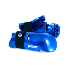 ProForce Lightning Karate Sparring Gloves Punches Kids Youth and Adult - Blue