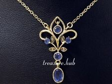 Necklace Yellow Gold Vintage & Antique Jewellery