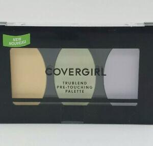 COVERGIRL Tru Blend Pre-Touching Color Correcting Palette For Sensitive Skin NIB