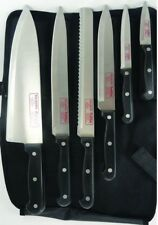 Solingen Germany Profiline Chef Knives and Cutlery kit 6pc Forged Professional