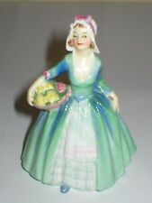 ROYAL DOULTON SMALL FIGURINE JANET M69 FIGURE 1936 - 1949