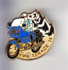 RARE PINS PIN'S .. GENDARMERIE MOTO BMW OLYMPIQUE OLYMPIC 1992 RENAGE 38 A.B~CO
