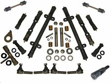 DELUXE Front End Kit 47 48 Kaiser Frazer 1947 1948 w/ King Pin Kit Tie Rod Ends