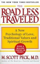 The Road Less Traveled Set : A New Psychology of Love, Traditional Values, and