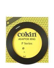 Bagues d'adaptation Cokin pour objectif et filtre
