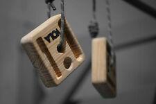 VOLA Portable Hangboard, Training board, Wooden Hangboard, Climbing, Boulder